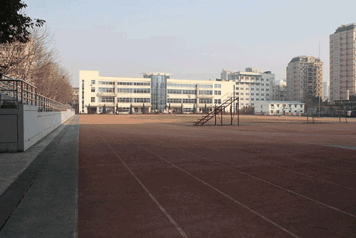 A track is available right outside the hotel for exercise, and getting involved with ZISU athletic activities.