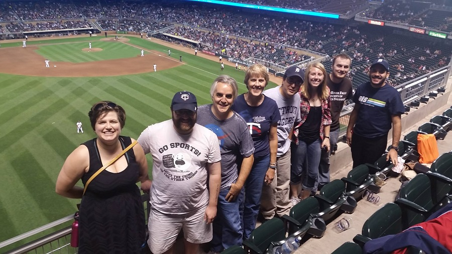 Twins Game 2015