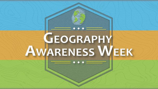 Geog Awareness Week