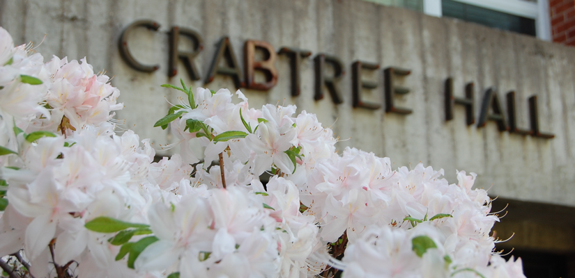 Spring Crabtree Hall