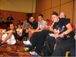 Students at WHPE Conference 2011
