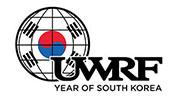 UWRF Year of South Korea logo