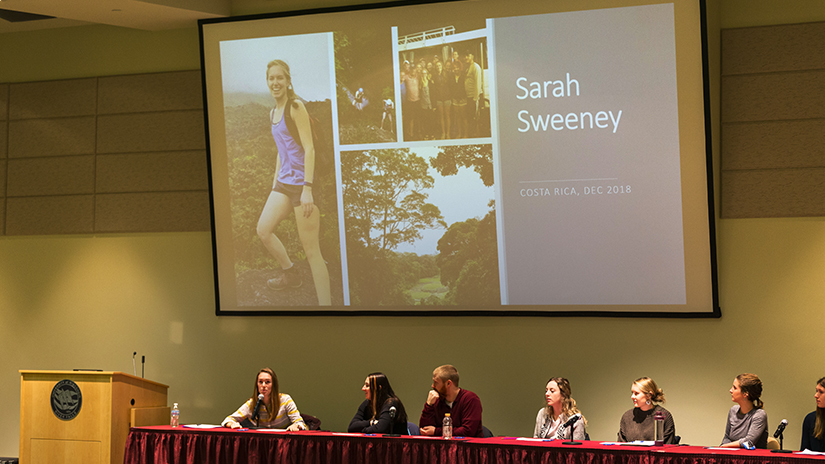 UWRF Students and Alumni Share Their Experiences in Spanish Speaking Countries
