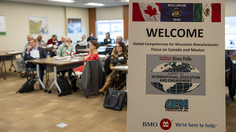 Global Competencies for Wisconsin Manufacturers – Canada and Mexico - Workshop