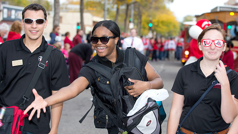 IS Homecoming