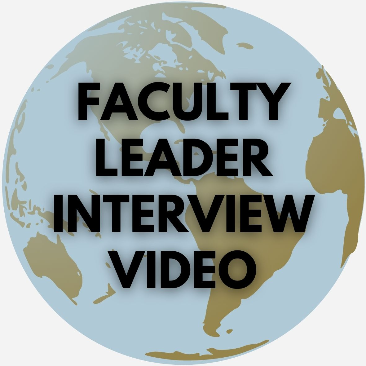 Faculty leader interview video