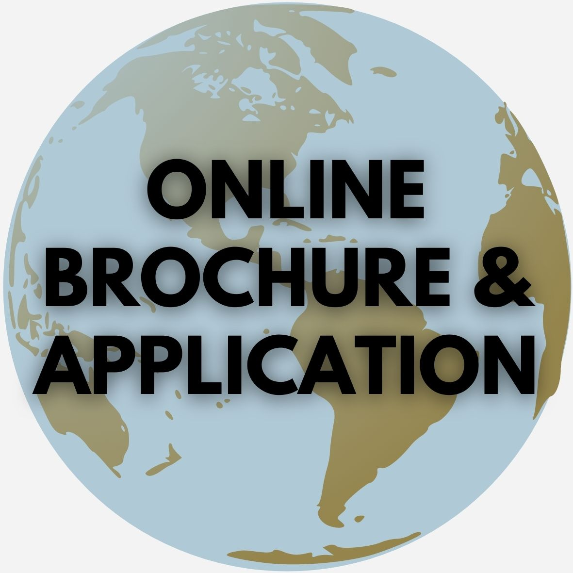 Online brochure & application button