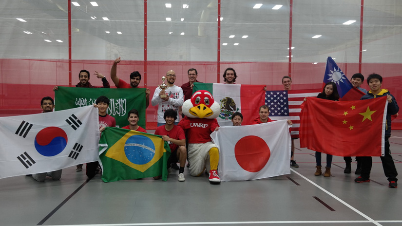 UWRF International Students - Football (Soccer) Champions!