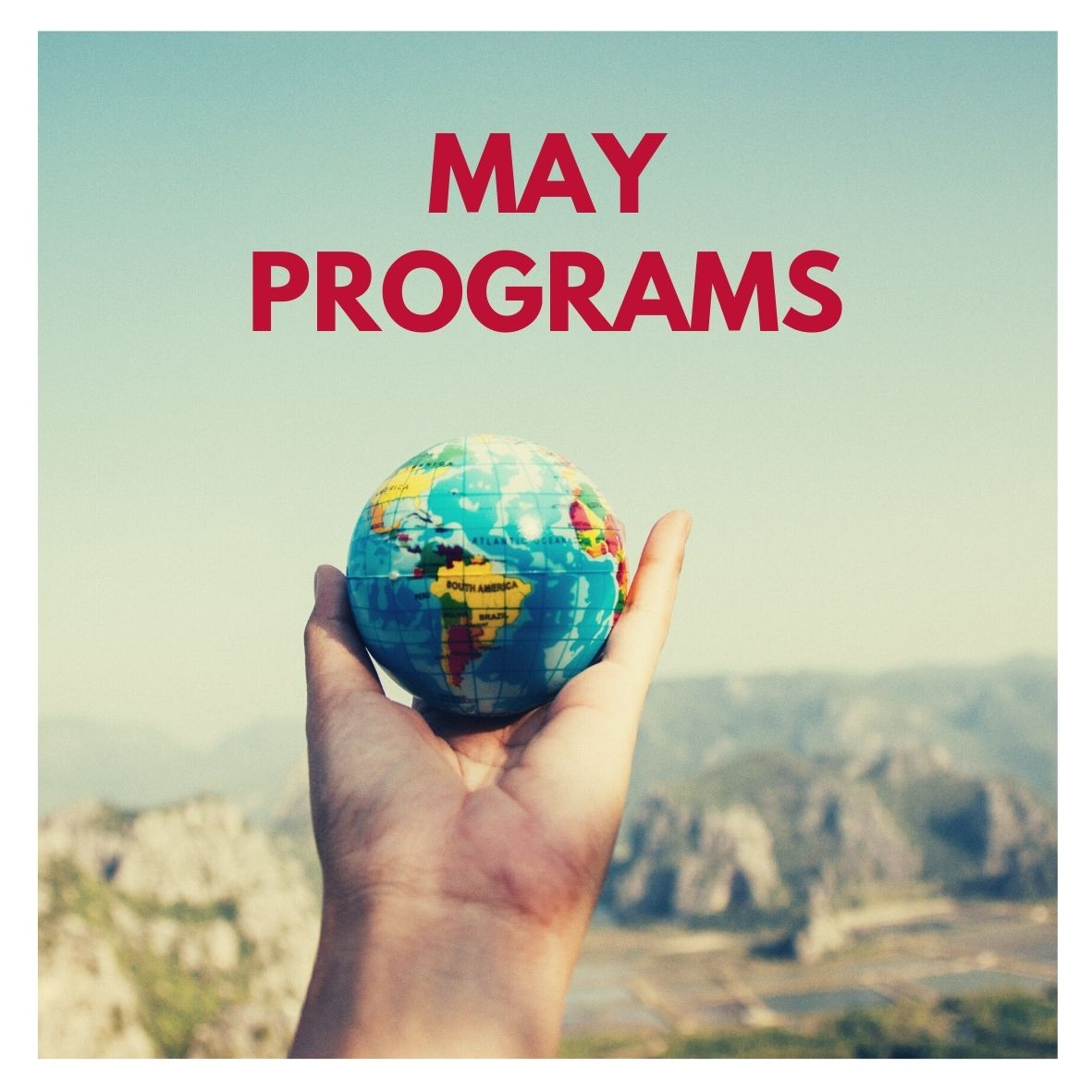 May Programs button