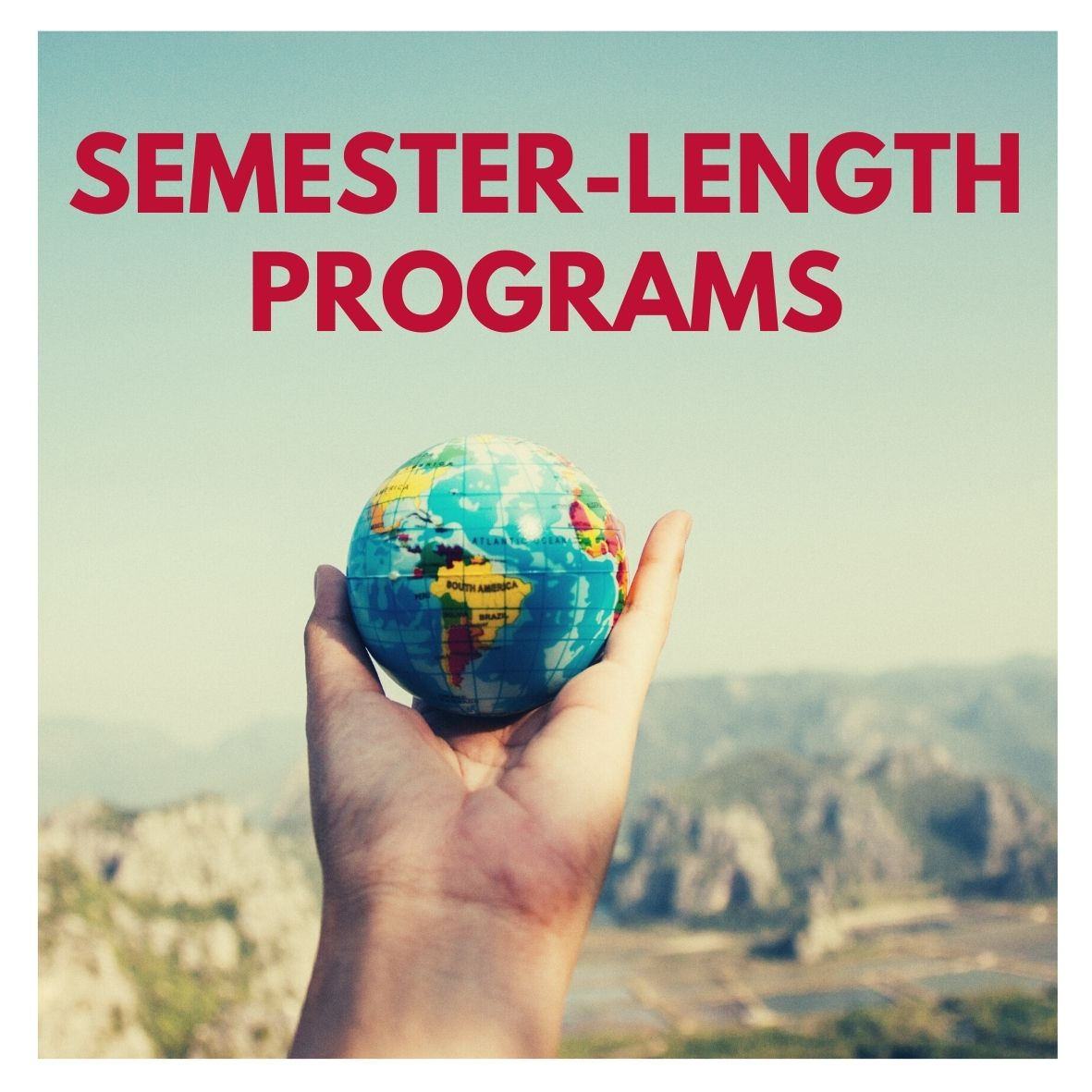 Semester-length programs