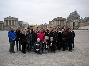 ITC Group 2010 at Versailles France