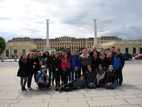 International Traveling Classroom Vienna Austria 2014 Education Abroad