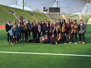 ITC Group 2015 Munich Olympic Stadium-Soccer