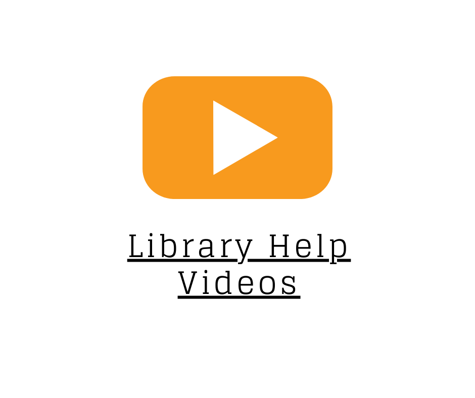 Link to library help videos