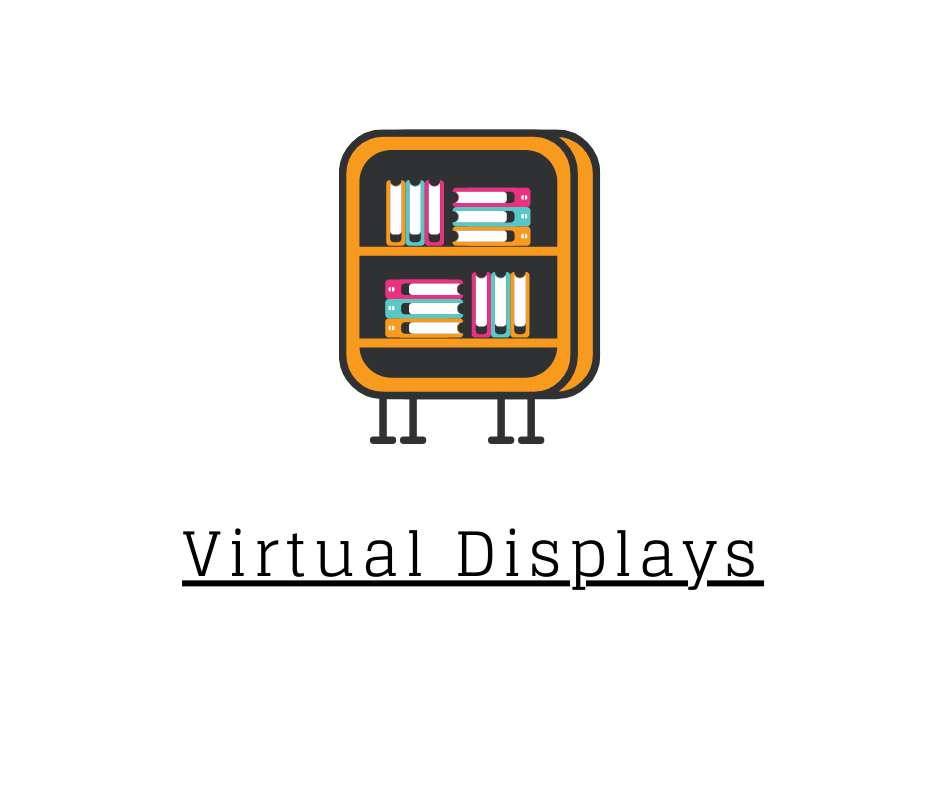 Link to virtual library displays