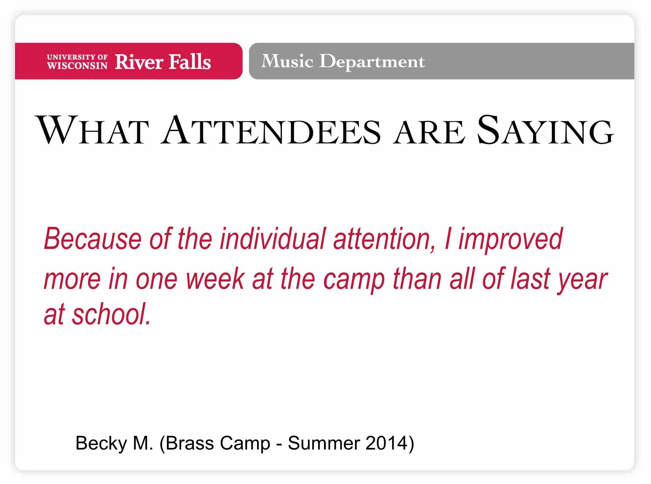 Quote - Brass Camp