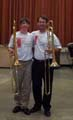 Chamber Music Camp Trombones Group