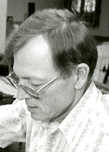 Michael Drost portrait