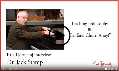Jack Stamp - Fanfare Interview