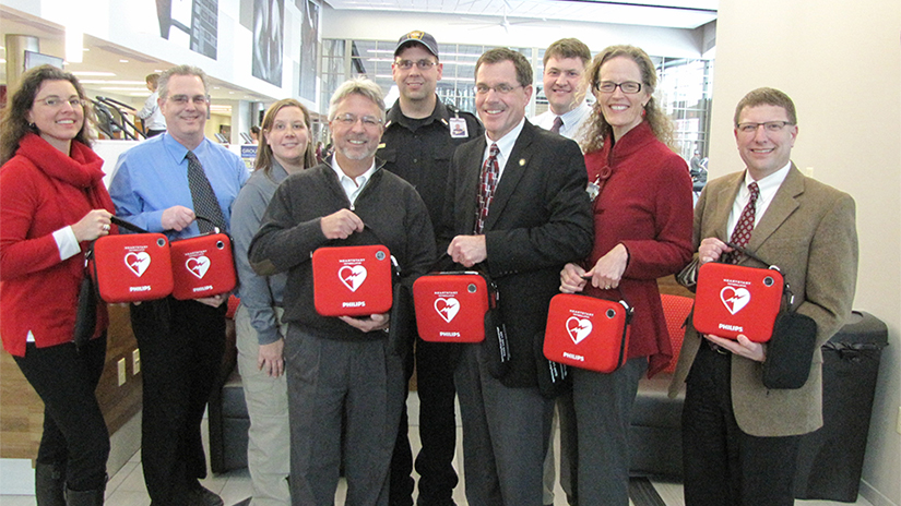 AED Donation