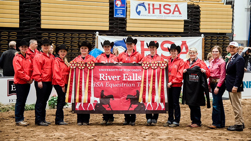 UWRF 2019 National IHSA Western Team 2nd place