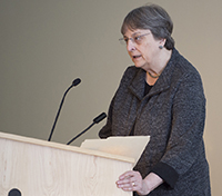 Kathleen Neils Conzen, 2013 Peterson Lecturer, October 24, 2013