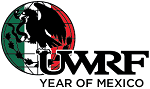 UWRF Year of Mexico logo