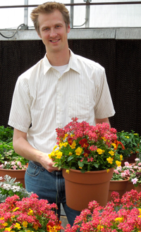 Kevin Roethle, Horticulture Alumni