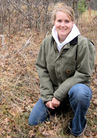 Betsy Oehlke, Crop and Soil Alumna