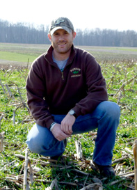 Jason Cavadini, Crop & Soil Science Alumnus