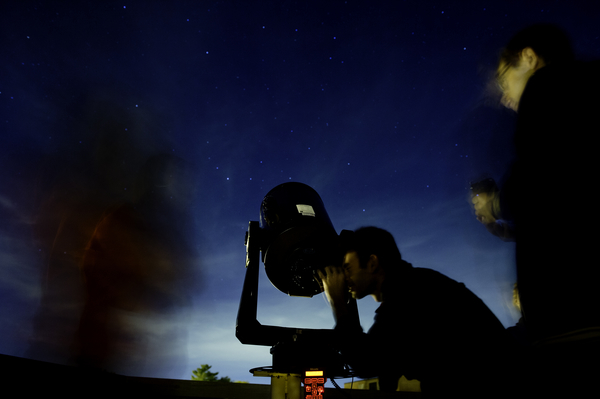 Observatory Night Sky Viewing 1
