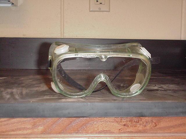 Eye Protection Chemistry Goggles