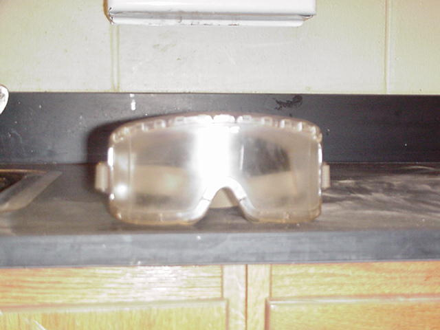 Eye Protection Impact Goggles