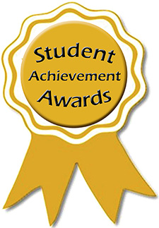 Student achievement awards icon 225x325 150