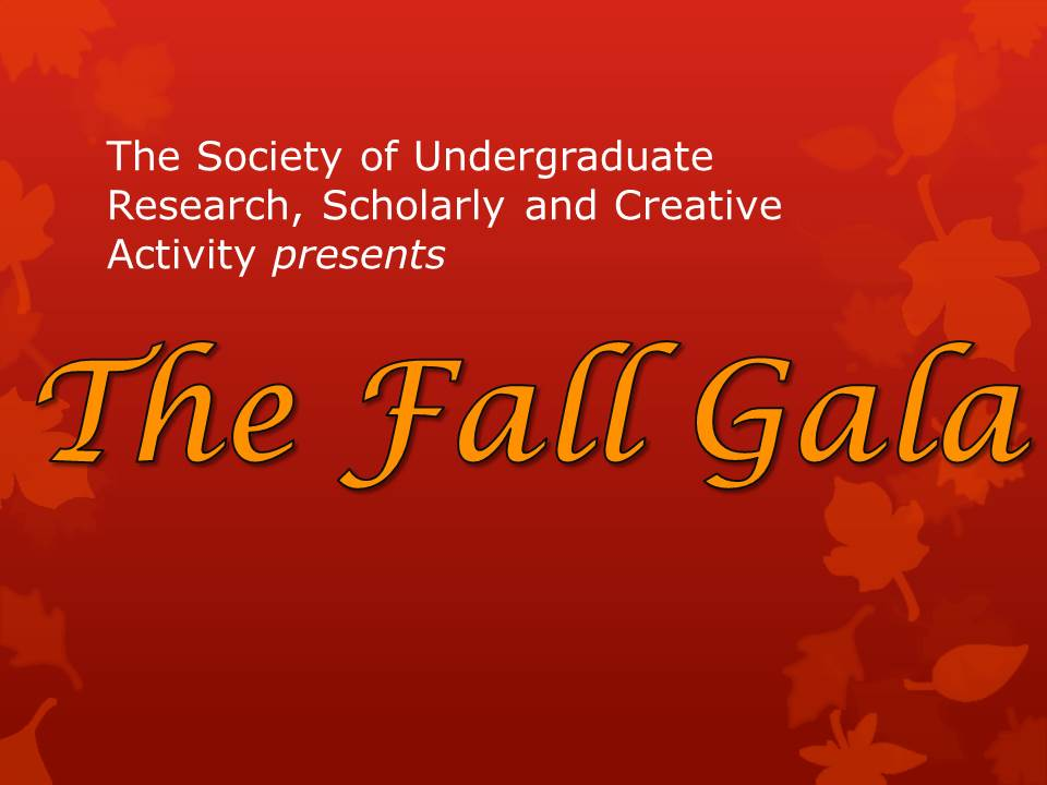 Banner- SURSCA slide for Fall Gala