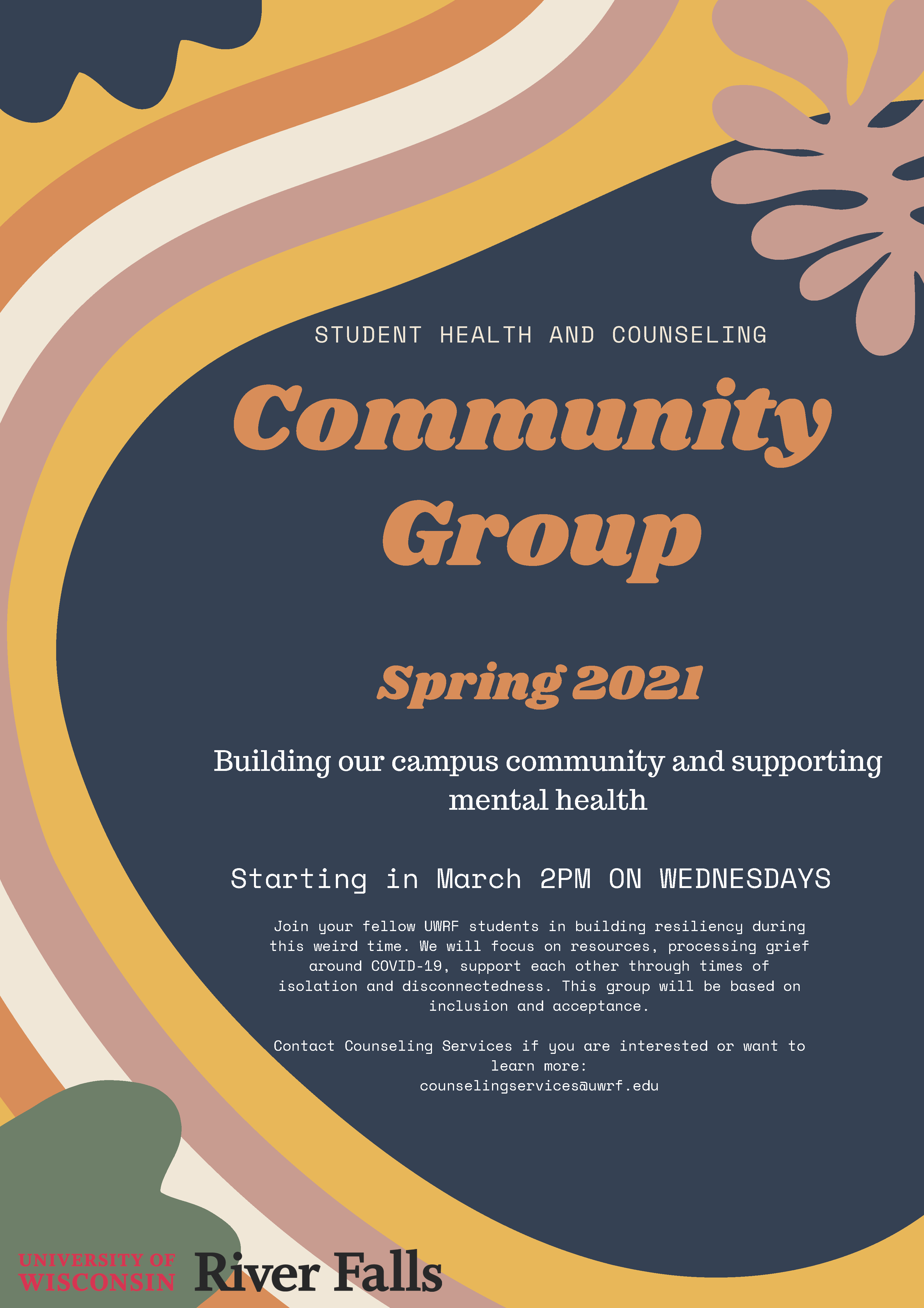 community group spring 2021-2