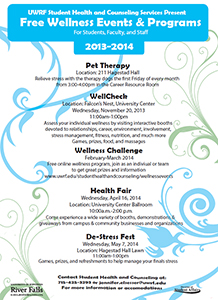 2013-14 Annual Wellness Events