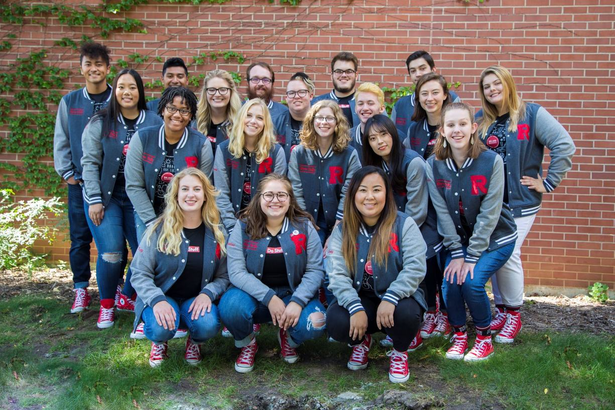 2018-2019 Office of Student Involvement Interns