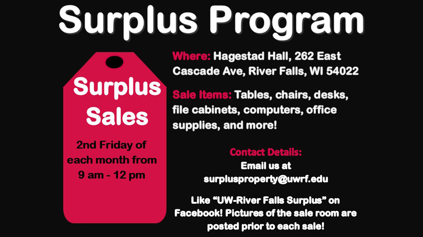 Surplus Sale Program