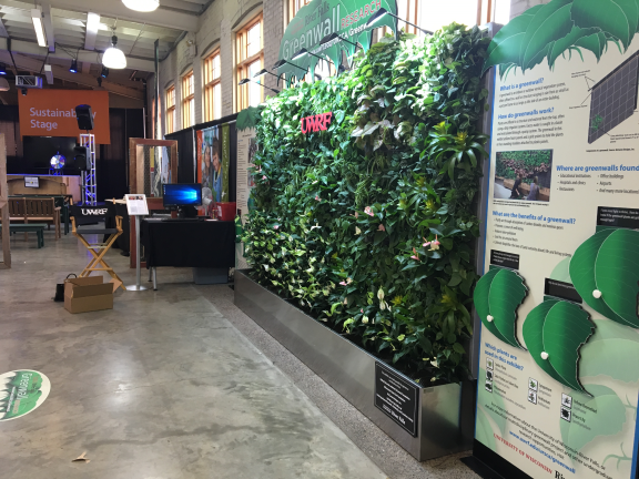 Greenwall Exhibit