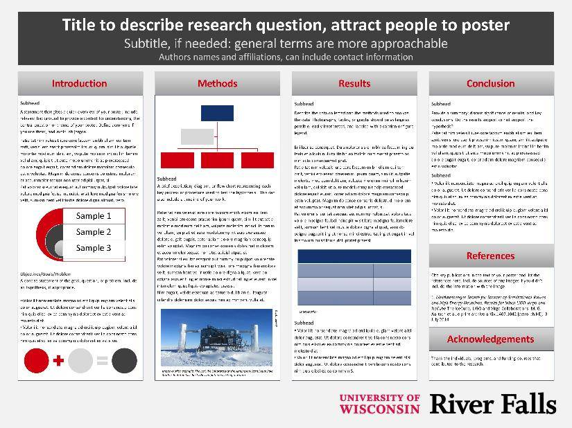 Powerpoint Template Poster from www.uwrf.edu