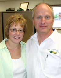 Greg and Donnette Wheelock