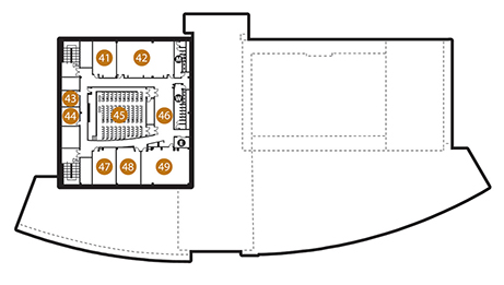 Uc Third Floor Floorplan