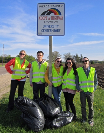 Adopt-a-Highway May 2012