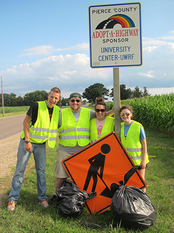 Adopt-a-Highway July 2013