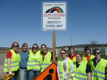 Adopt-a-Highway April 2010