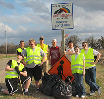 Adopt-a-Highway April 2013