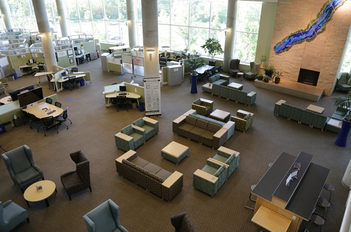 Sievert Lounge Involvment Center
