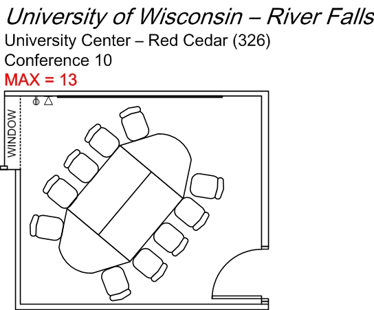 Red Cedar River Floorplan