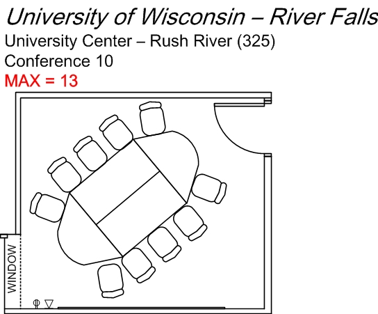 Rush River Floorplan